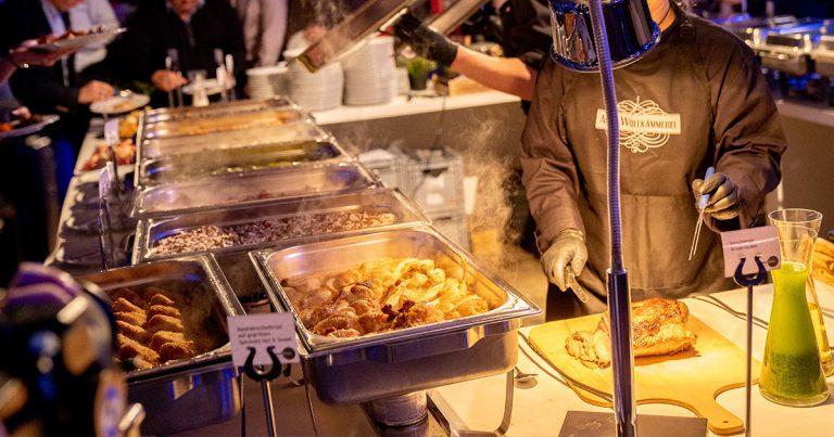 Mondschein Catering Leipzig Referenzen Buffet2