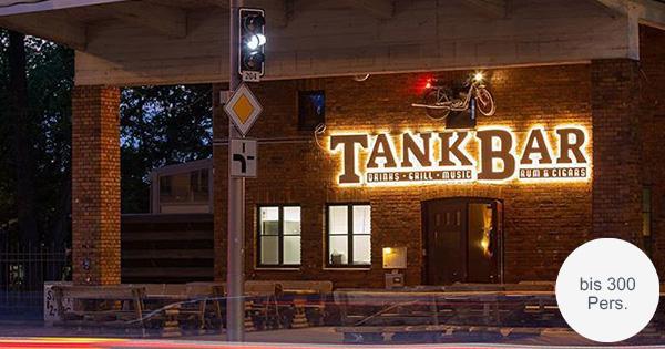 Mondschein Catering Location TankBar_außen