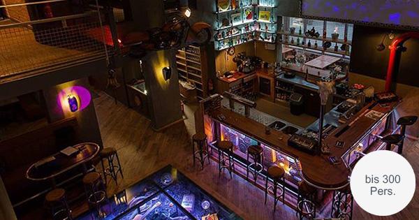 Mondschein Catering Location TankBar_Bar