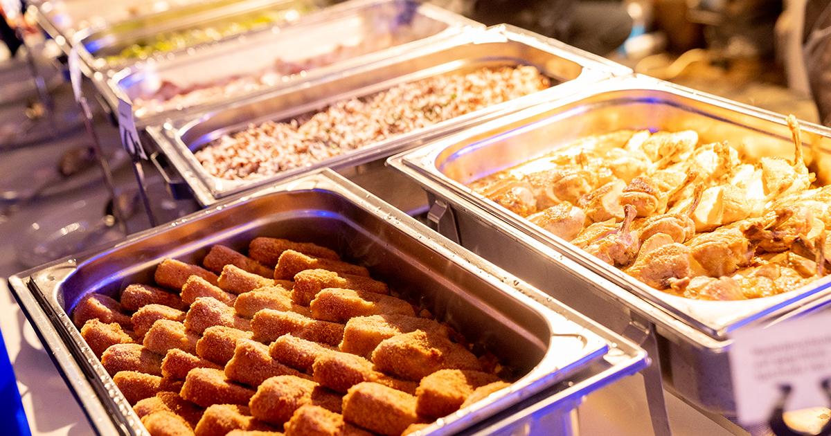 Mondschein Catering Partyservice Leipzig_Buffet2